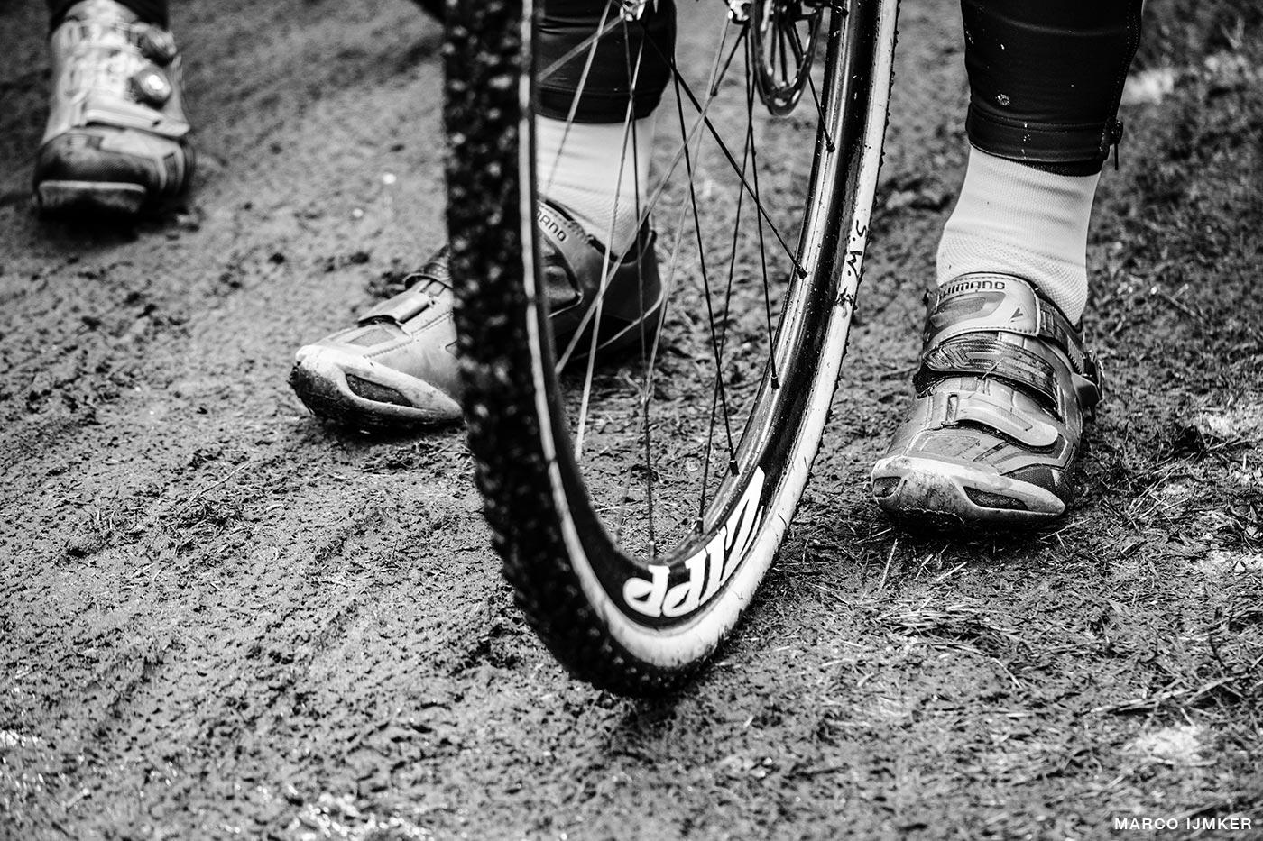 Cyclocross mud & tires – Marco IJmker
